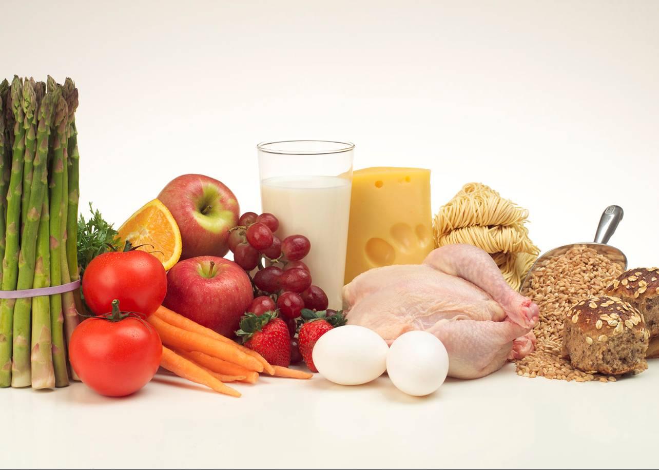 Top 15 Fitness Foods
