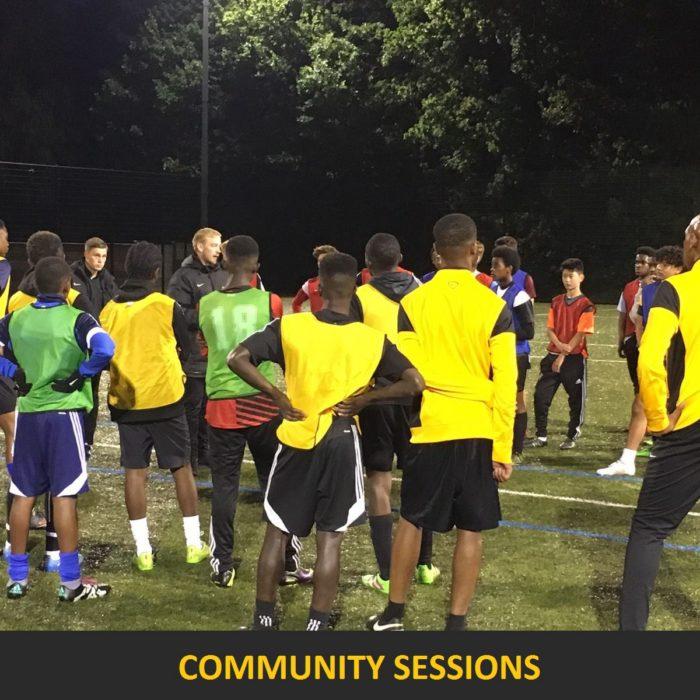 Community Sessions