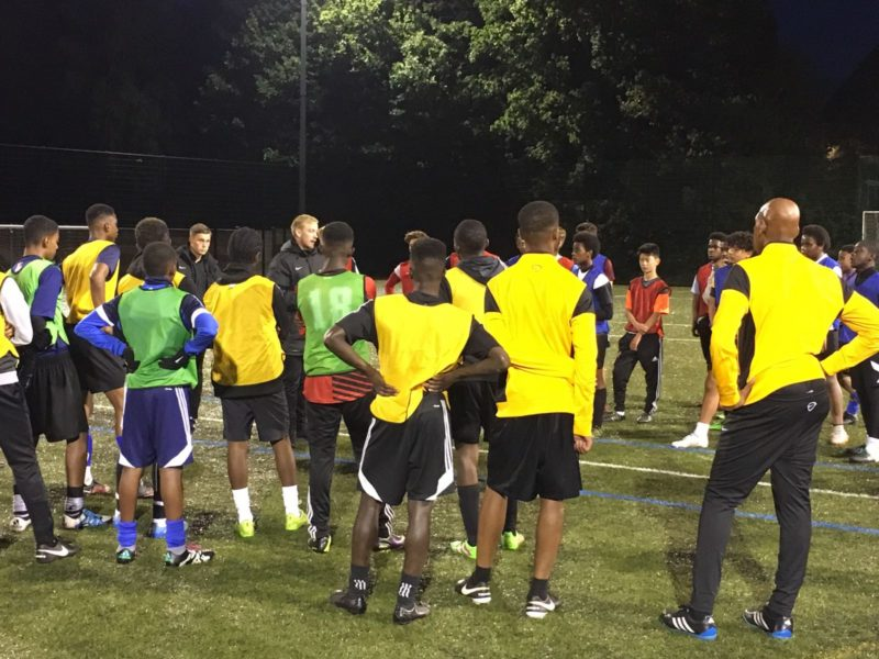 TRIALS: Kinetic Croydon FC 2017/2018 Season