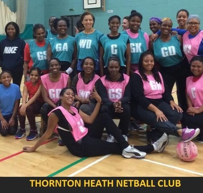 Thornton Heath Community Netball