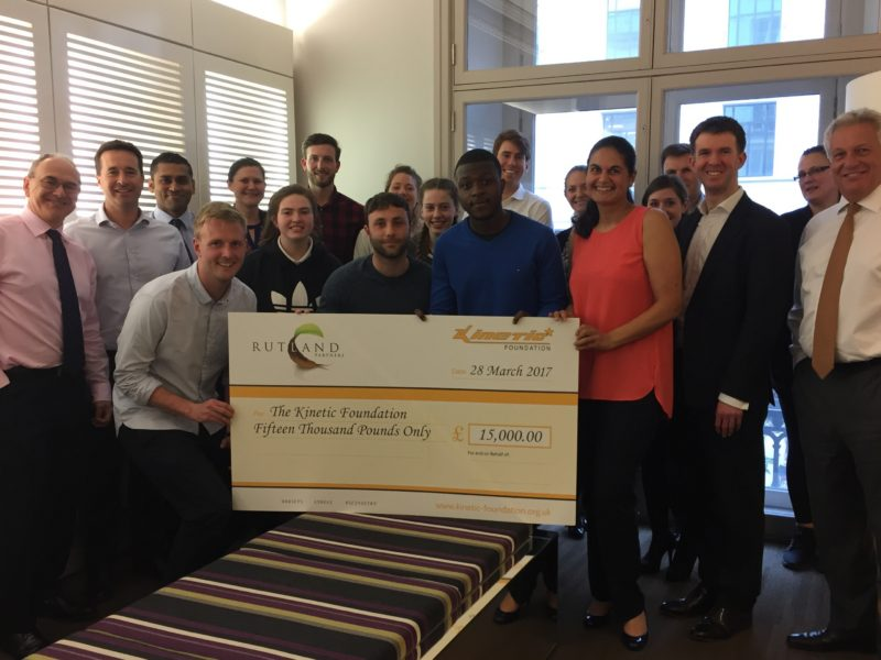 Kinetic launches Rutland Partners Relationship