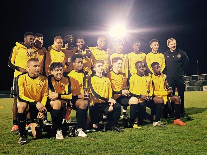 Kinetic Cup Final Updates
