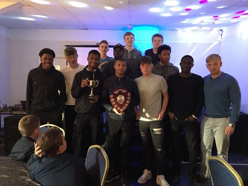 Kinetic Croydon FC Presentation Evening