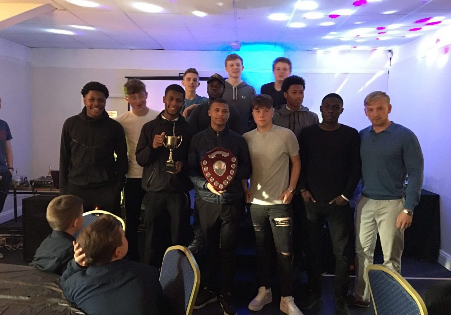 Kinetic Croydon FC Presentation Evening