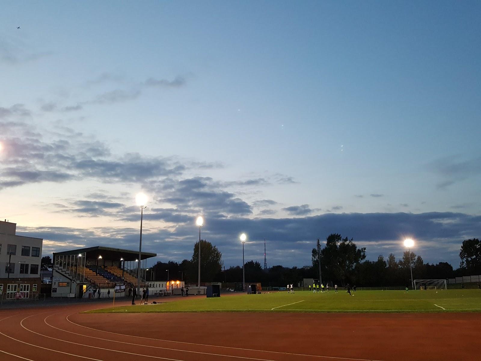 Volunteer it Yourself: Sport England Building Project
