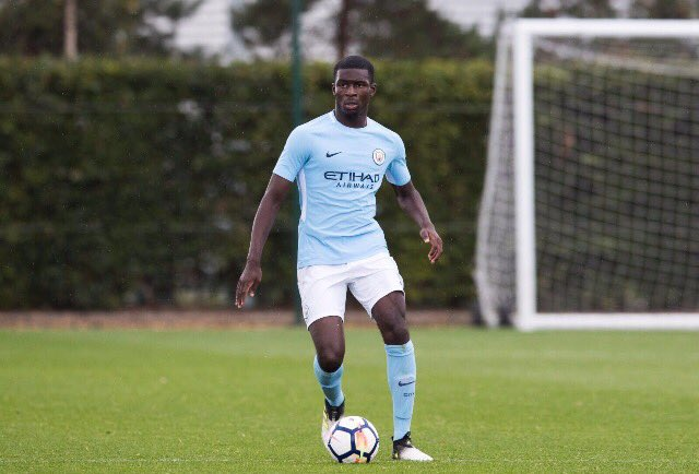 Yeboah brings Sunday league spirit to the Etihad