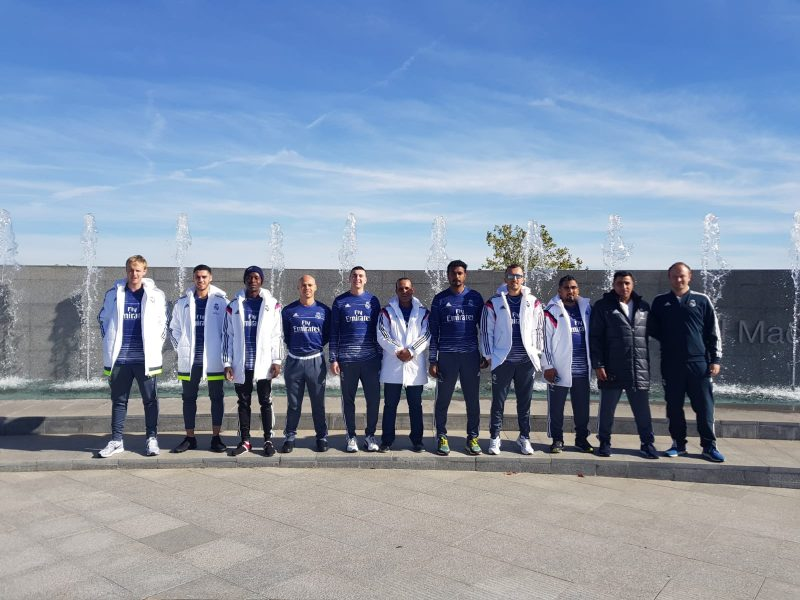 Real Madrid International Coaching Course