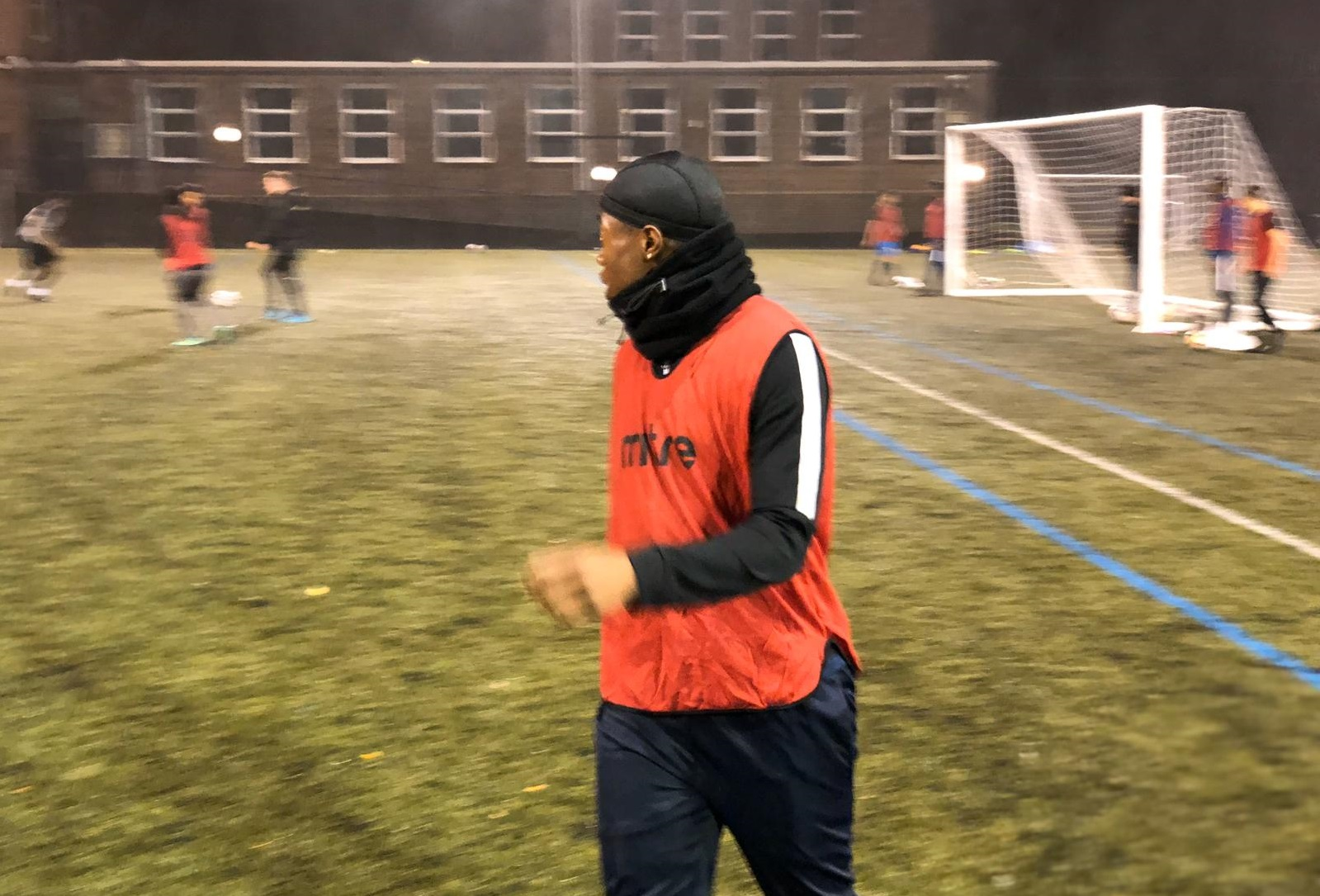 Improve Your Football Skills with Kinetic