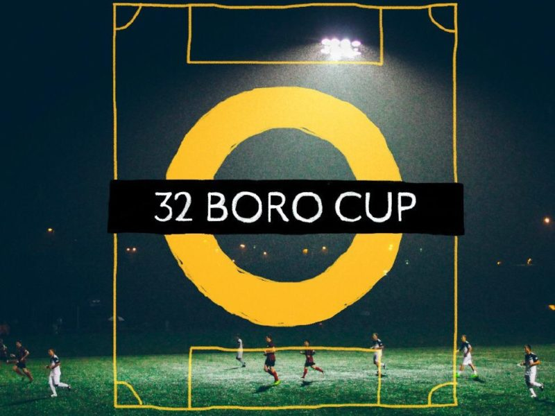 Kinetic to Play in first '32 Boro Cup' 2019